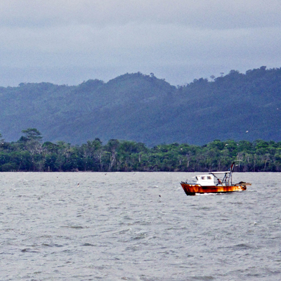 Boat on the Rio Dulce – Photo of the Day
