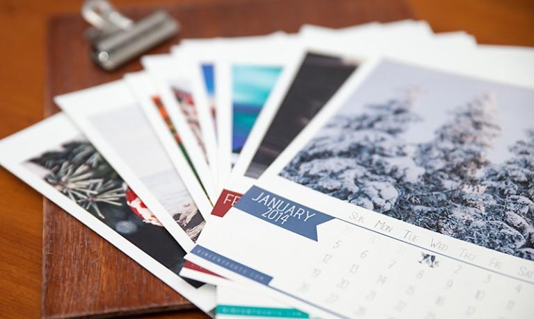 Travel Photography 2014 Calendar