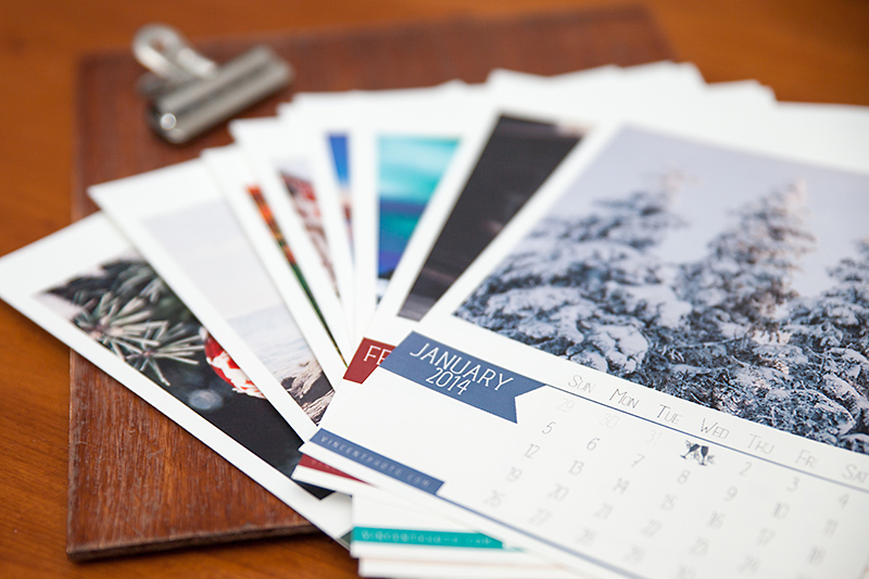 Travel Photography 2014 Calendar